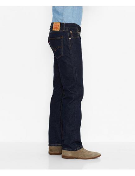 Мужские джинсы LEVIS 505® Straight Jeans rinse