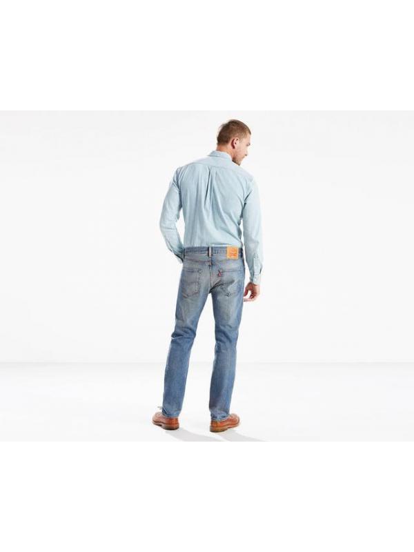 Джинсы мужские Levis 501 Original Fit Stretch Jeans The Ben