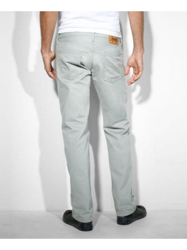 Джинсы мужские LEVIS 514  Fit Straight Leg Pants Limestone NEW