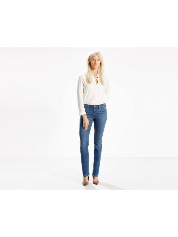 Женские джинсы Levis 505 ™ Straight Fit Jeans WESTERN HUE new