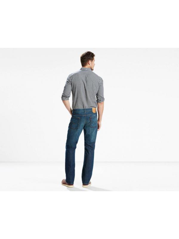 Джинси LEVIS  514™ Straight Jeans - Midnight Blue NEW
