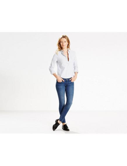 Женские джинсы Levis 711 Skinny Jeans MOUNTAIN SOUND new