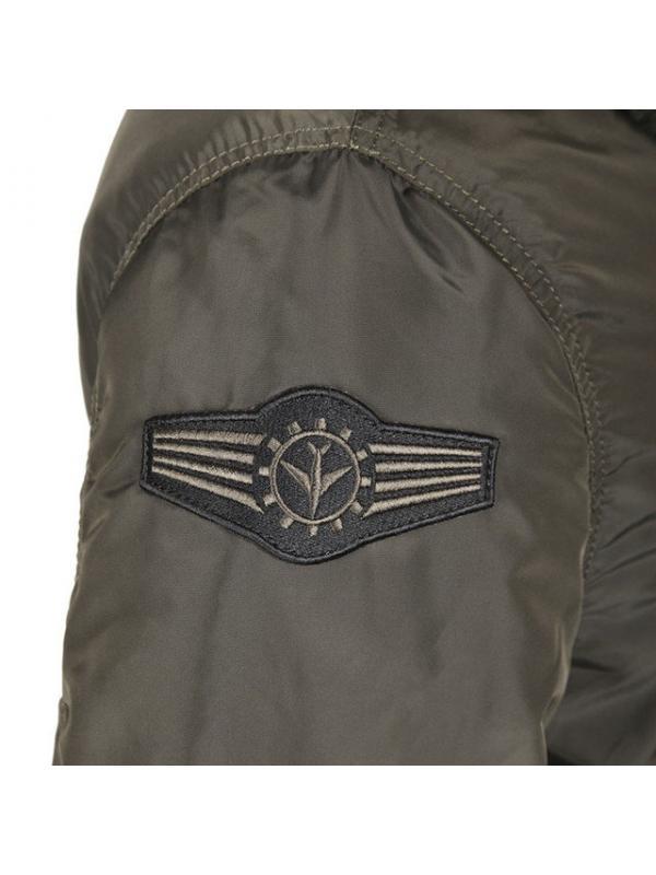 Куртка Alpha Industries B-15 Air Frame Replica Grey