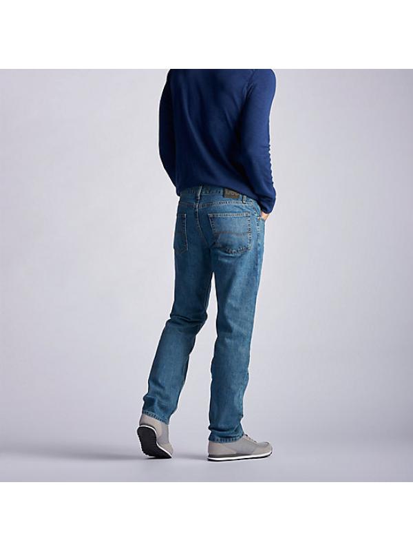 Джинсы Lee Mens Regular Fit Straight Leg Jean 2008976