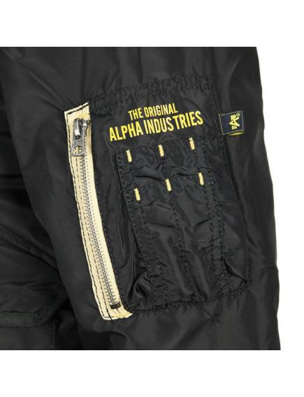 Куртка Alpha Industries B-15 Air Frame Black