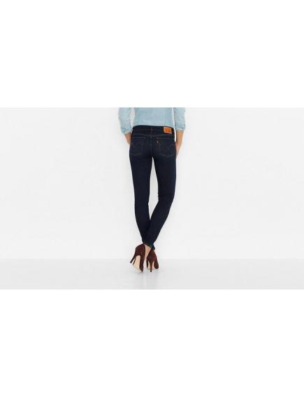 Женские джинсы Levis 710 Super Skinny Jeans Deep End new